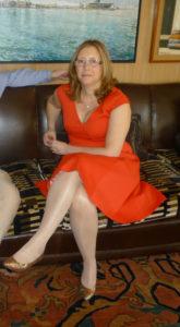 Femme mature infidèle sur le 66