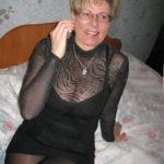 Femme mature infidèle sur le 79