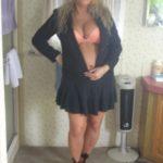 Femme mature sexy et coquine du 48
